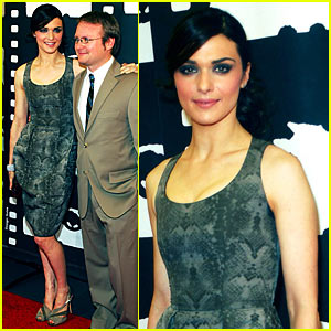 Rachel Weisz Blooms in Chicago