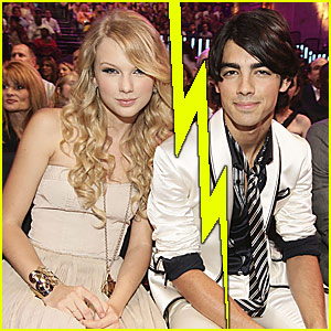 Taylor Swift & Joe Jonas Split