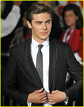 Zac Efron is Very Varvatos