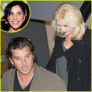 Gwen Stefani is a Big Sarah Silverman Fan