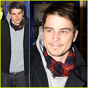 Josh Hartnett Is Live At The Apollo