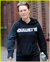 Julianne Moore is Hoodie Hot