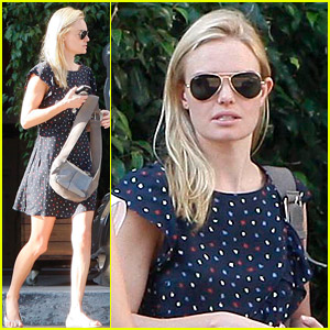 Kate Bosworth Inches Toward Italian