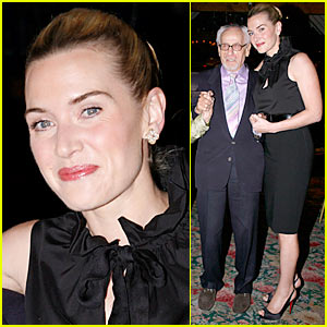 Kate Winslet is Playhouse Pretty