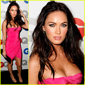 Megan Fox is GQ's Obsession