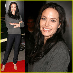 Angelina Jolie is Gran Torino Gorgeous