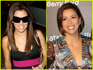Eva Longoria: I Love My Extensions!