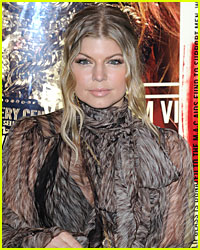 Fergie is Really See-Through