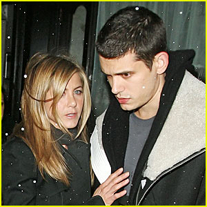 Jennifer Aniston & John Mayer: Olive Tree Cafe Couple