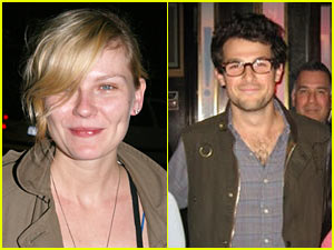 Kirsten Dunst & Jacob Soboroff: New Couple?