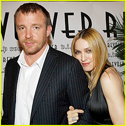 Madonna & Guy Ritchie's Divorce Settlement: $76 Million