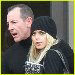 Michael Lohan: My Blog Is Not About Lindsay!