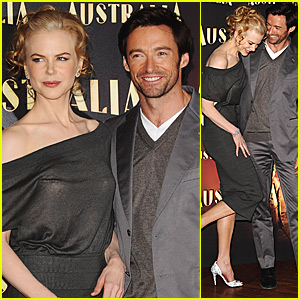 Nicole Kidman Stands Tall in Stilettos
