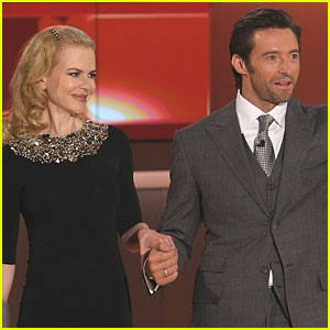 Nicole Kidman Gets Wetten Dass Wonderful