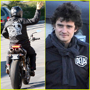 Orlando Bloom is Deus Ex Machina