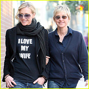 Portia de Rossi: I Love My Wife!