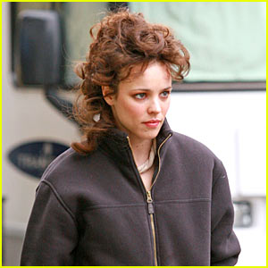 Rachel McAdams as Irene Adler -- FIRST PICS