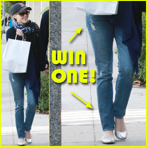 Win Reese Witherspoon's Paige Denim Jeans!