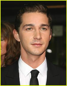 Shia LaBeouf is an 'Associate' Hire