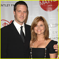 Tiffani Thiessen is NOT Pregnant!