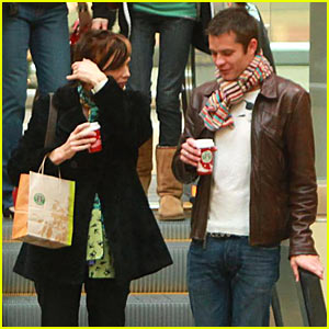 Timothy Olyphant is Starbucks Sexy