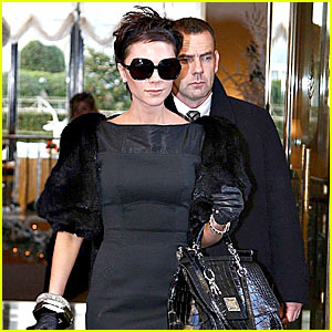 Victoria Beckham: Lunch With Dolce & Gabbana