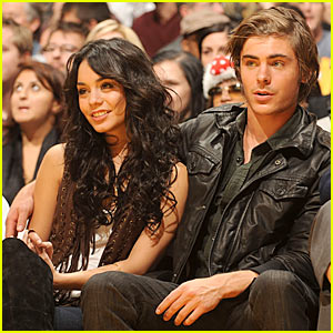 Zac Efron Loves The Lakers