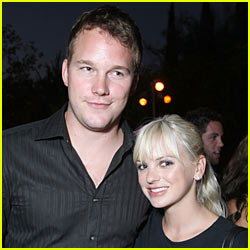 Anna Faris & Chris Pratt: Engaged!