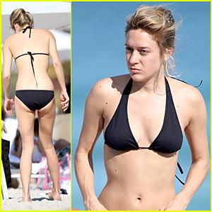 Chloe Sevigny Flaunts Bikini Body