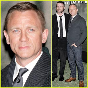 Daniel Craig is Zwick Quick
