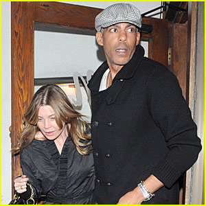 Ellen Pompeo & Chris Ivery: Madeo Mates