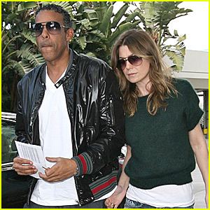 Ellen Pompeo & Chris Ivery: Lovin' the Lakers