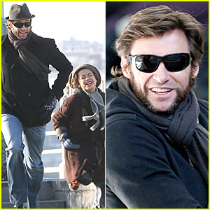 Hugh Jackman Cuts To The Chase