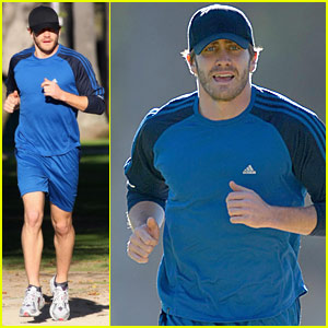 Jake Gyllenhaal: Happy Feet!