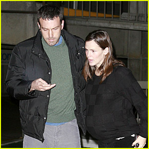 Jennifer Garner: Ready To Pop!