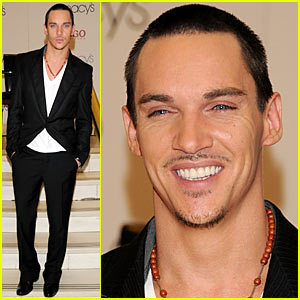 Jonathan Rhys Meyers is Boss