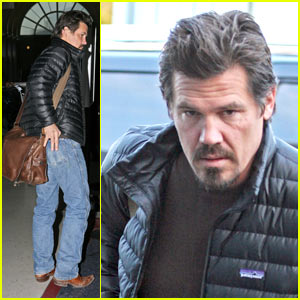 Inside Josh Brolin's Acting Studio