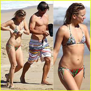 Kate Hudson & Adam Scott: Hawaii Hotties