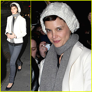 Katie Holmes is a 'Habitual' Actress