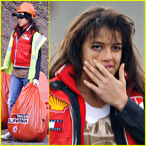Michelle rodriguez dui for that