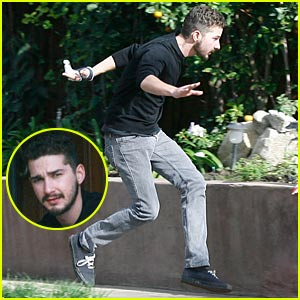 Shia LaBeouf: Mad Dash!
