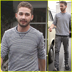 Shia LaBeouf is Caught on Camera