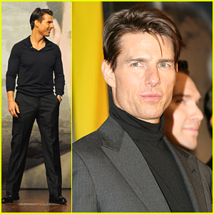Tom Cruise: I've Always Wanted To Kill Hitler