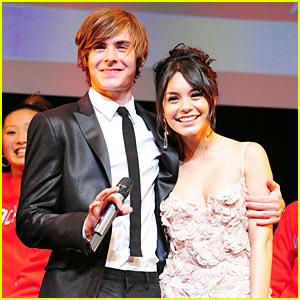 Zac Efron & Vanessa Hudgens: Japan Wild