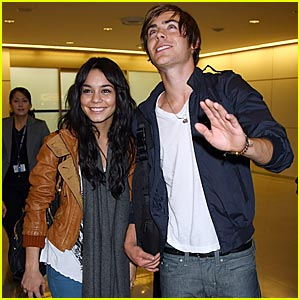 Zanessa-Mania Strikes Japan