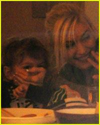 Gwen Stefani is a Benihana Babe