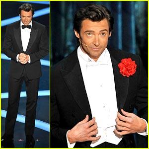 Hugh Jackman -- Oscars 2009