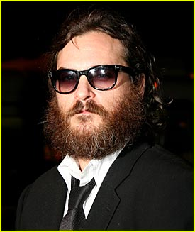 Joaquin Phoenix's Letterman Appearance -- HUH?!