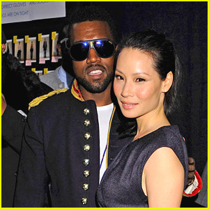 Kanye West Loves Lucy Liu