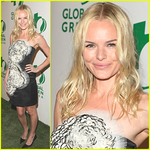 Kate Bosworth Goes Global Green